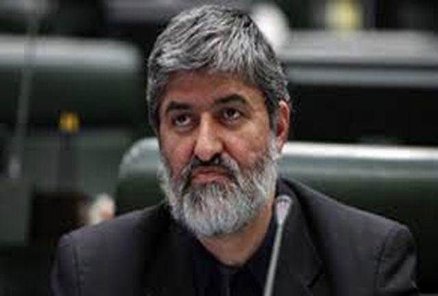 خبرنگاران اجازه پوشش سخنرانی علی مطهری را ندارند