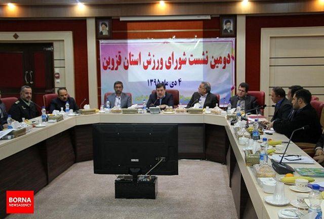 سومین نشست شورای ورزش استان برگزار می شود