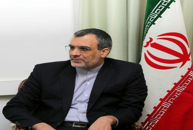 هدف کنفرانس تهران توجه مجدد به مسئله فلسطین است