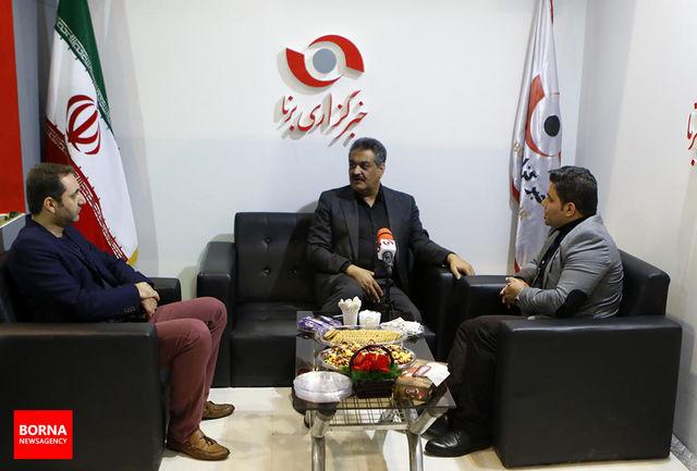 سلیمانی: قصد داریم پایههای اسکواش را در ایران محکم سازیم