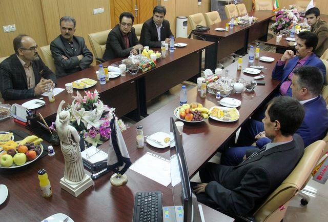همکاری کانون وکلای قزوین با کانون وکلای تاجیکستان