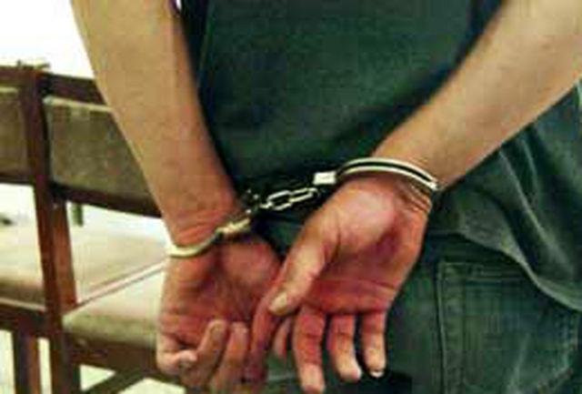 مأمور قلابی اداره پست در شیروان دستگیر شد