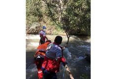 کشف جسد یک زن در رودخانه هراز