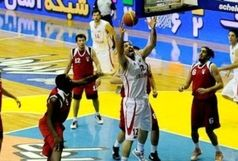 آسمان خراش گیلانی در اردوی تیم ملی بسکتبال