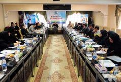 سومین نشست کارگروه منطقه ای کنترل کیفیت آب در تبریز برگزار شد