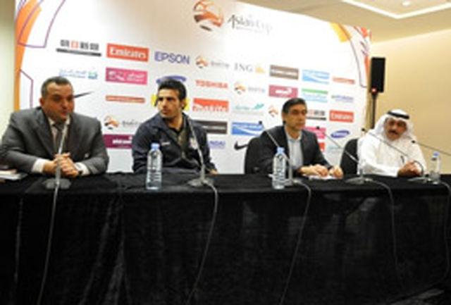 قطبی: پنج تیم شانس قهرمانی در جام ملتهای آسیا را دارند