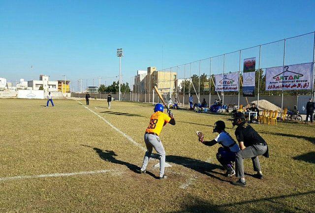 تعیین ترکیب نهایی تیم ملی بیس بال جهت حضور در رقابت های غرب آسیا