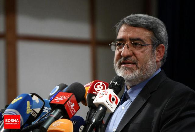 بزهکاری 70 درصد در قلعه گنج کرمان کاهش یافت
