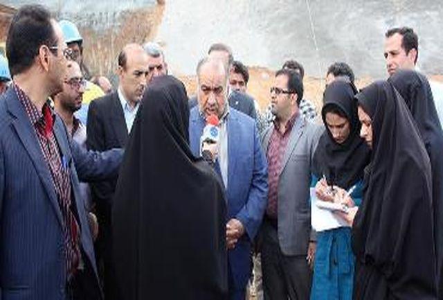 مشکلات پروژه احداث آزاد راه اراک-خرمآباد مرتفع میشود
