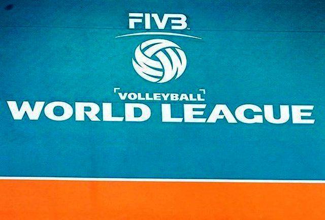 برنامه دیدارهای مرحله نهایی لیگ جهانی والیبال مشخص شد