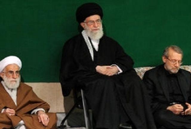 آخرین شب عزاداری فاطمیه در حسینیه امام خمینی (ره ) برگزار شد