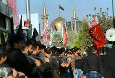 شور حسینی مردم ایران در ظهر عاشورا/ ببینید