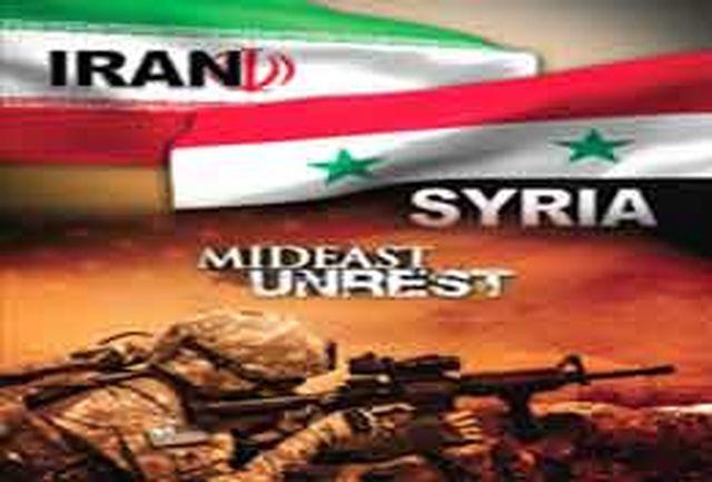 واکنش ایران به حمله نظامی به سوریه چیست؟