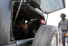 کشه شدن 50 پلیس در مصر