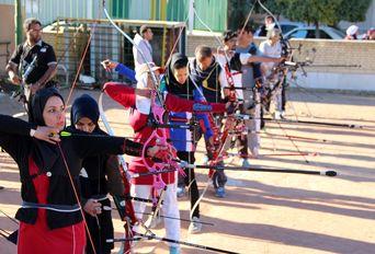 مسابقات آزاد کمانداران فارس در شیراز