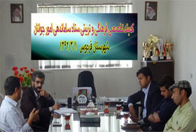برگزاری اولین جلسه «ستاد ساماندهی امور جوانان شهرستان فردوس»