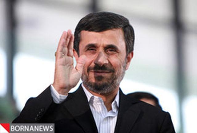 مزایده خودروی شخصی احمدی نژاد به نفع مسکن محرومان