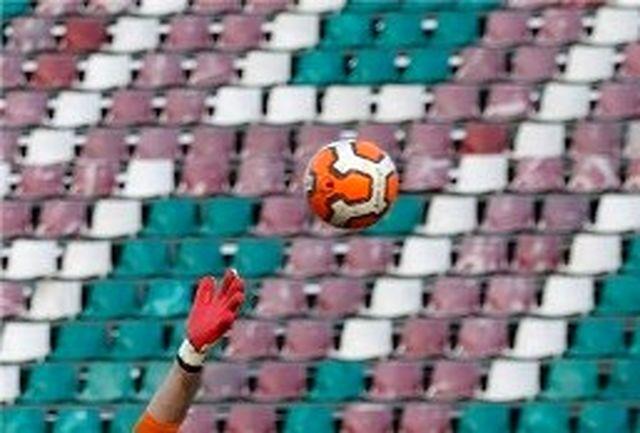تساوی تیم ملی امید ایران برابر اردن