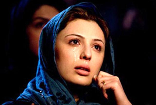 تصاویر: گریه شیرین بازیگران زن ایرانی