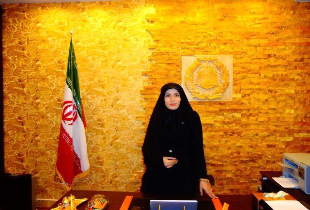 خانم فاطمه قنبری نماینده خبرگزاری برنا استان البرز در شهر مشکین دشت منصوب شد