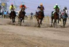 برگزاری هفته سوم مسابقات اسبدوانی گنبدکاووس