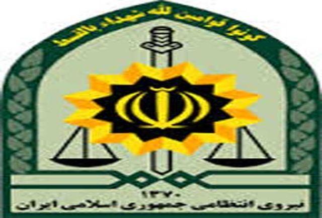 نیروی انتظامی محور برنامه های کمیته نیروهای مسلح در دهه فجر