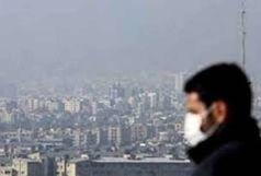 هوای البرز همچنان آلوده است