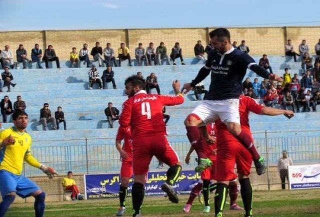 تمرینات تیم فوتبال نفت و گاز گچساران کلید  خورد
