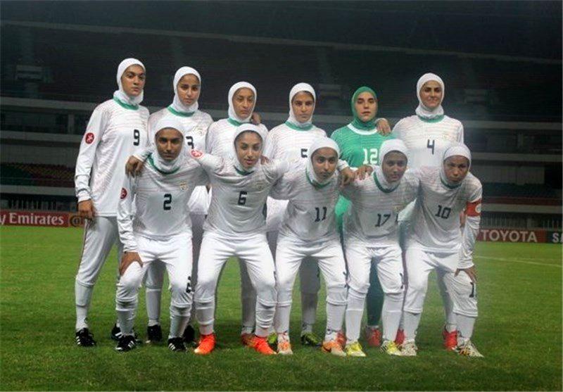 تیم ملی فوتبال روسیه مانع صعود بانوان ایرانی به فینال شد