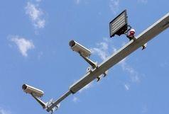 53 محور مجهز به دوربین های پلاک خوان در البرز