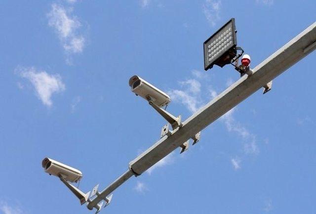 معابر شهری همدان نیازمند 100 دوربین نظارت تصویری است