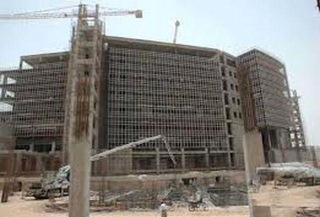 پیشرفت 90 درصدی ساخت بزرگترین بیمارستان تخصصی پیوند اعضا