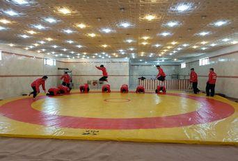 اردوی تیم ملی کونگ فوتوآ سنتی در ارومیه