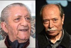 عزت الله انتظامی به علی نصیریان تبریک گفت