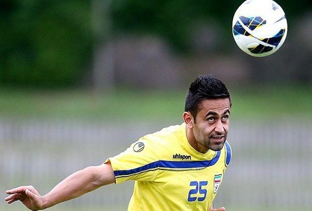 ابراهیمی: امیدوارم از بازی با ترکمنستان و گوام 6 امتیاز بگیریم