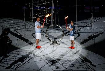 افتتاحیه بیست و هشتمین دوره مسابقات ورزشی دانشجویان جهان