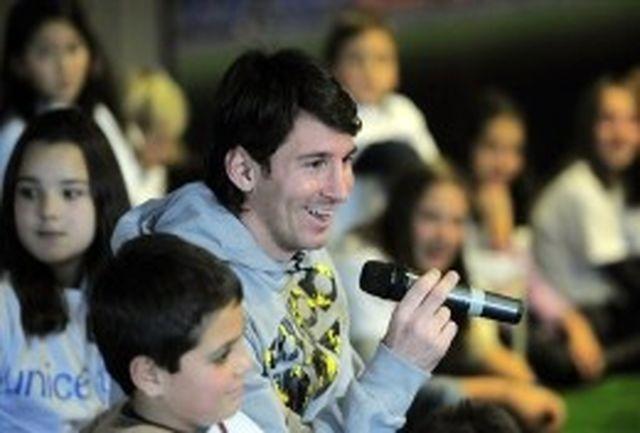مسی: قهرمانی کوپا آمریکا 2011 هدیه کریسمس پدرم خواهد بود