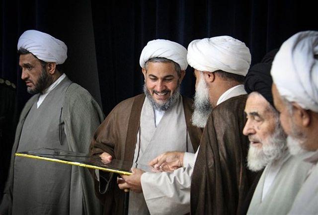 مسئول جدید دفتر نمایندگی ولی فقیه در سپاه شهدا آذربایجان غربی معارفه شد
