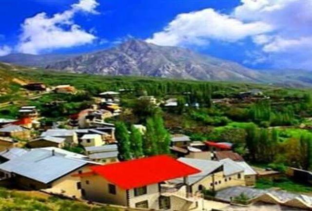 انتخاب 2 روستا در البرز به عنوان پایلوت هدف گردشگری