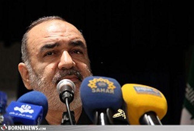 ایران به تجاوز پهپاد صهیونیستی پاسخ میدانی میدهد/ تفکر بسیجی در غزه شعله می کشد
