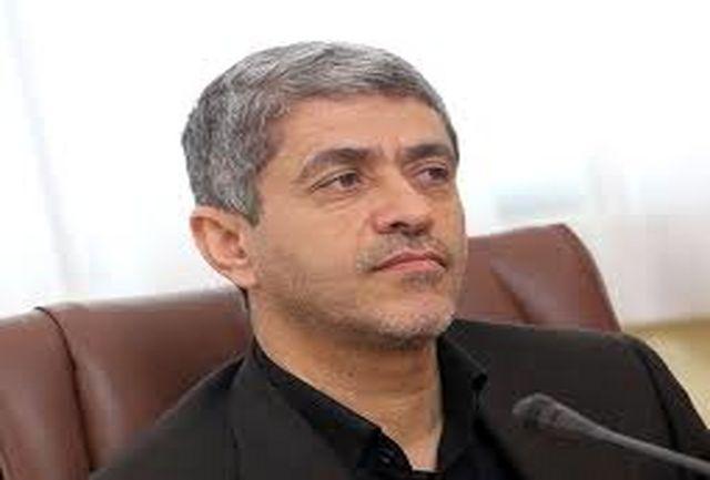 وزیر اقتصاد در راهپیمایی روز قدس حضور یافت