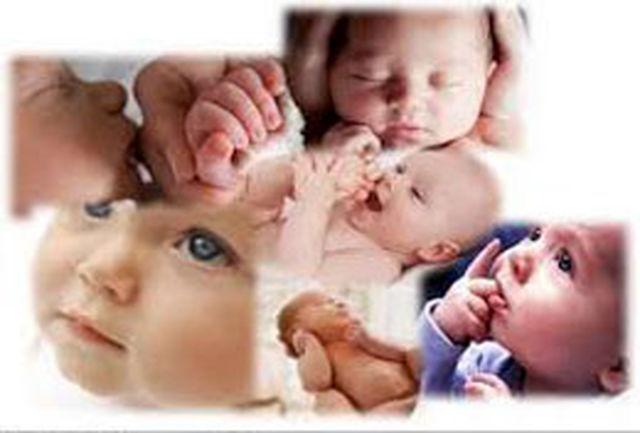 ۸۷ درصد  مرگ  نوزادان در هفته اول اتفاق میافتد.