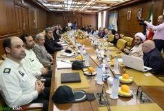 برگزاری گلریزان و مشارکت در آزاد سازی زندانیان غیر عمد در جشن رمضان کیش