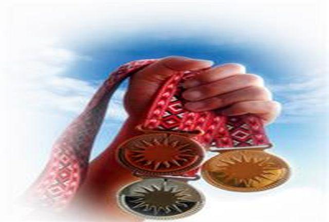 دونده نهاوندی  مدال برنز تیمی آسیا را کسب کرد