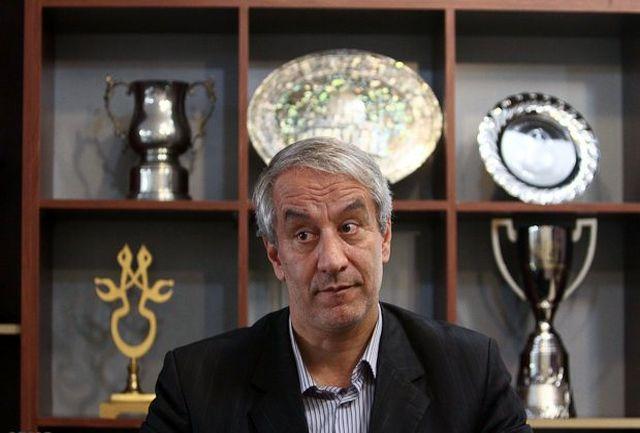 نامه قدردانی کفاشیان به رئیس کنفدراسیون فوتبال برزیل