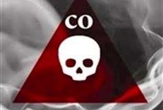 مسمومیت 6 نفر با مونوکسیدکربن در 2 حادثه