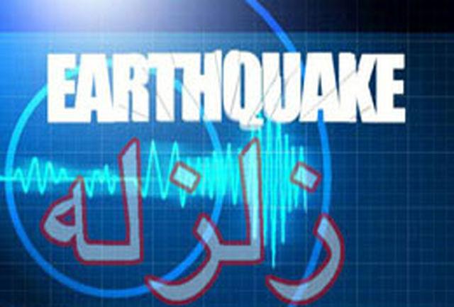 وقوع زلزله 5 ریشتری در رباط پشت بادام یزد