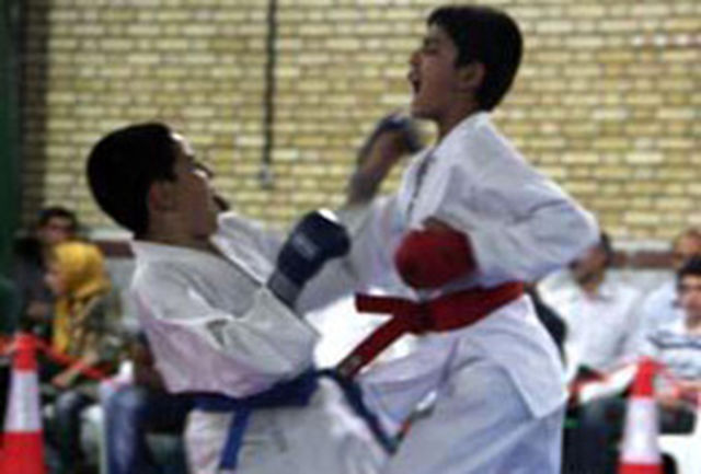 هیات کاراته زنجان با 9 امتیاز در رتبه سوم گروه خود ایستاد