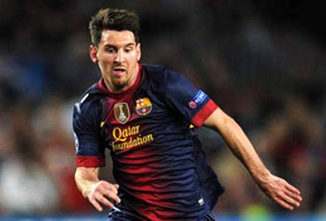 مسی: از مقایسه شدن با مارادونا و پله احساس افتخار میکنم