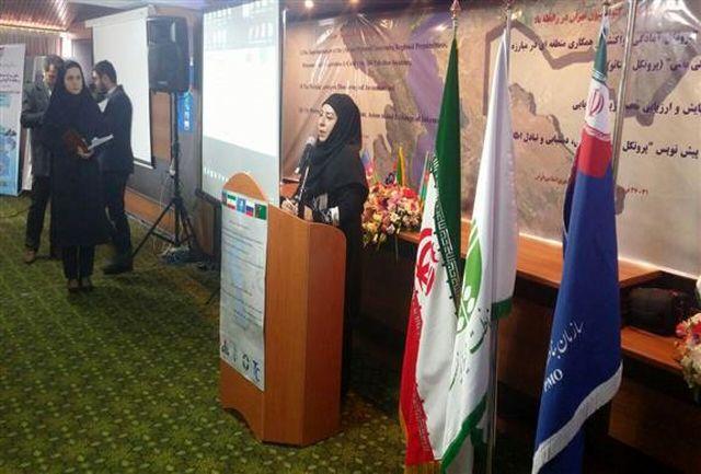 اجلاس منطقهای کنوانسیون تهران در انزلی آغاز به کار کرد